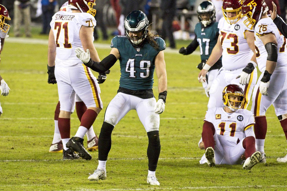 NFL: JAN 03 Washington Football Team at Eagles