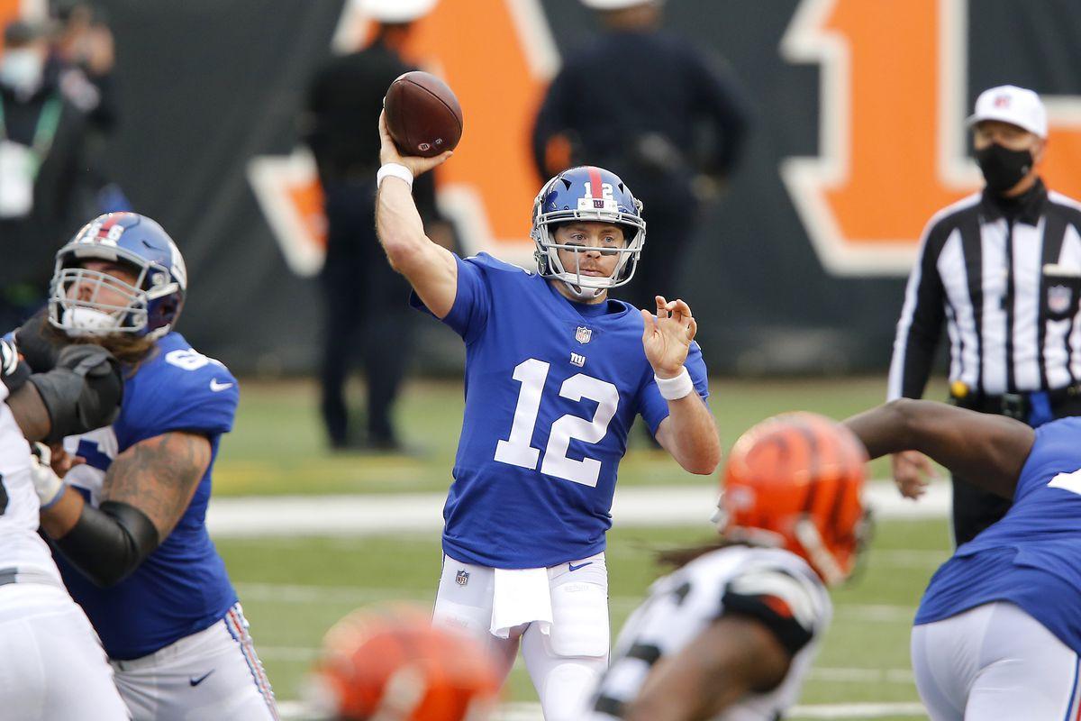 NFL: New York Giants at Cincinnati Bengals