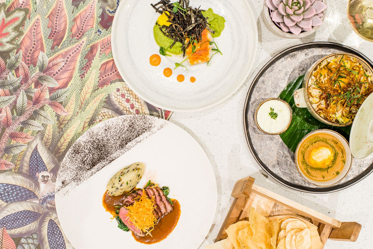 South Indian restaurant Ooty will bring Michelin-star pedigree to Baker Street