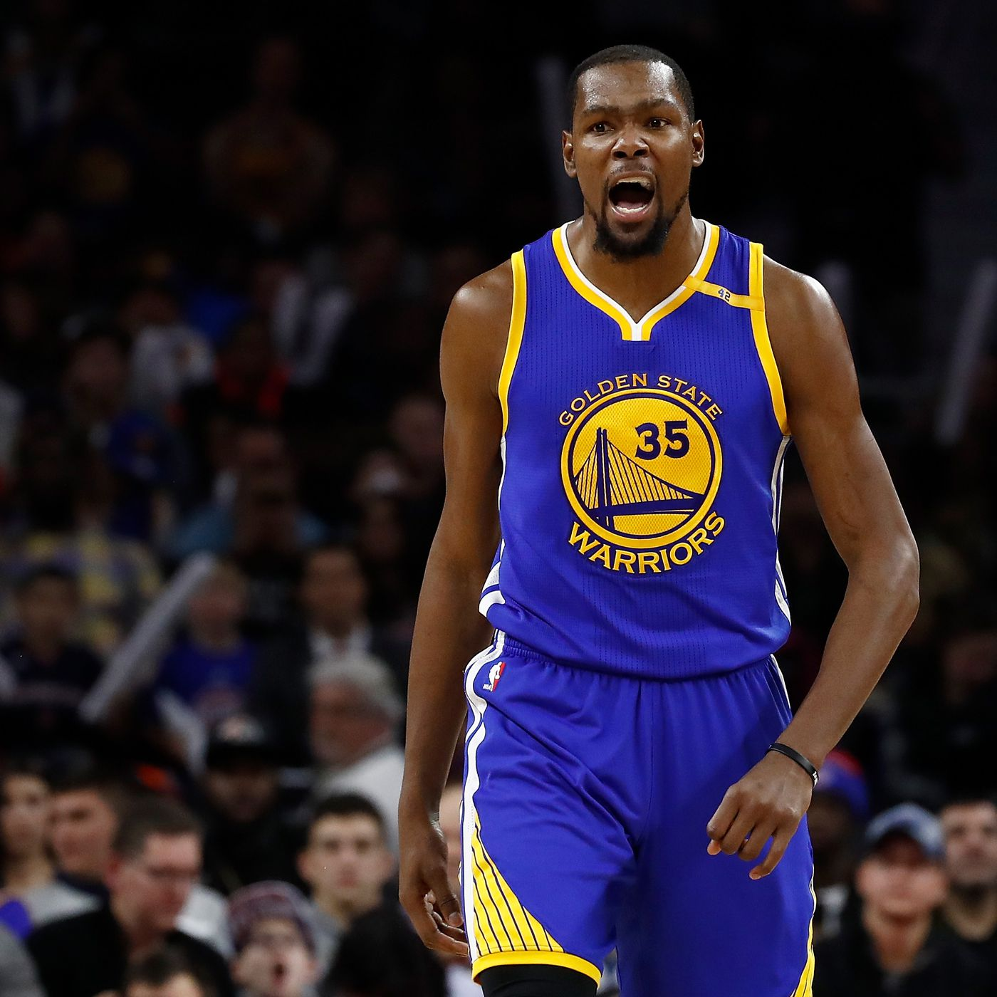 9fc7e985029 Kevin Durant says  it s bulls     the NBA throws refs under the bus  with  officiating report - SBNation.com