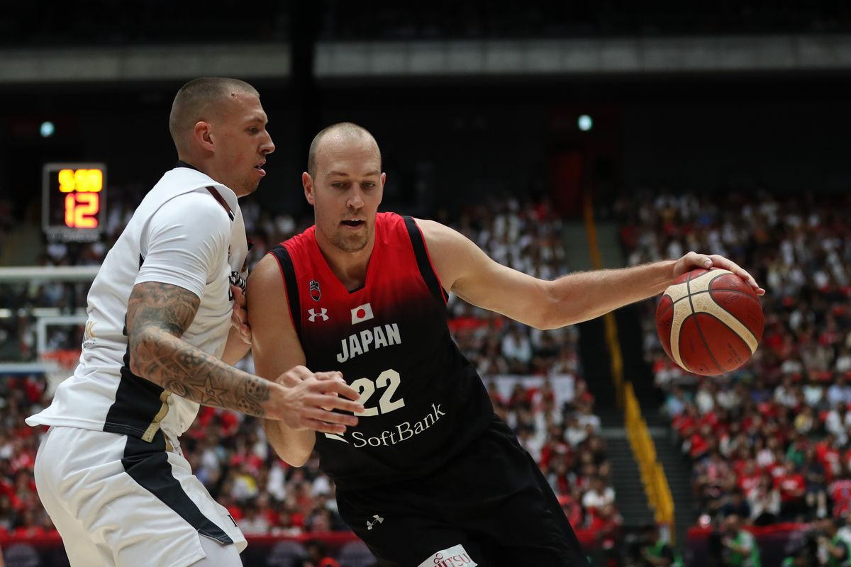 Japan v Germany - International Basketball Games