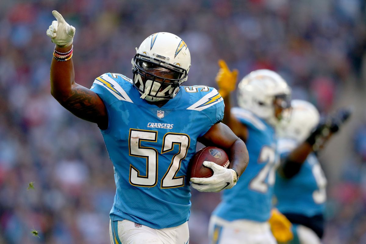 Tennessee Titans vs. Los Angeles Chargers