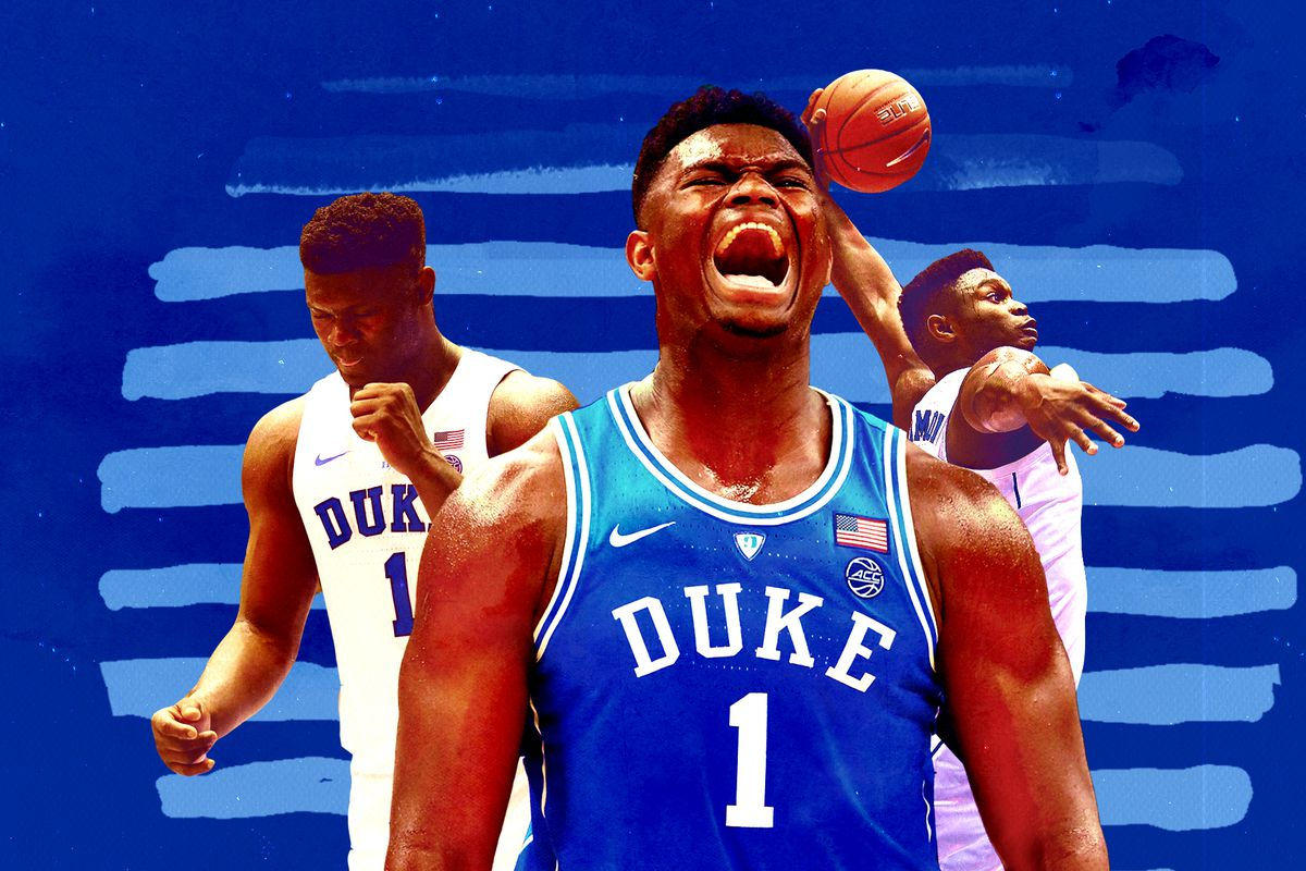 Zion Williamson's NBA Draft transformation, from mixtape