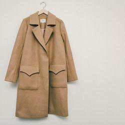 Nanushka 'Thot' winter coat, $750