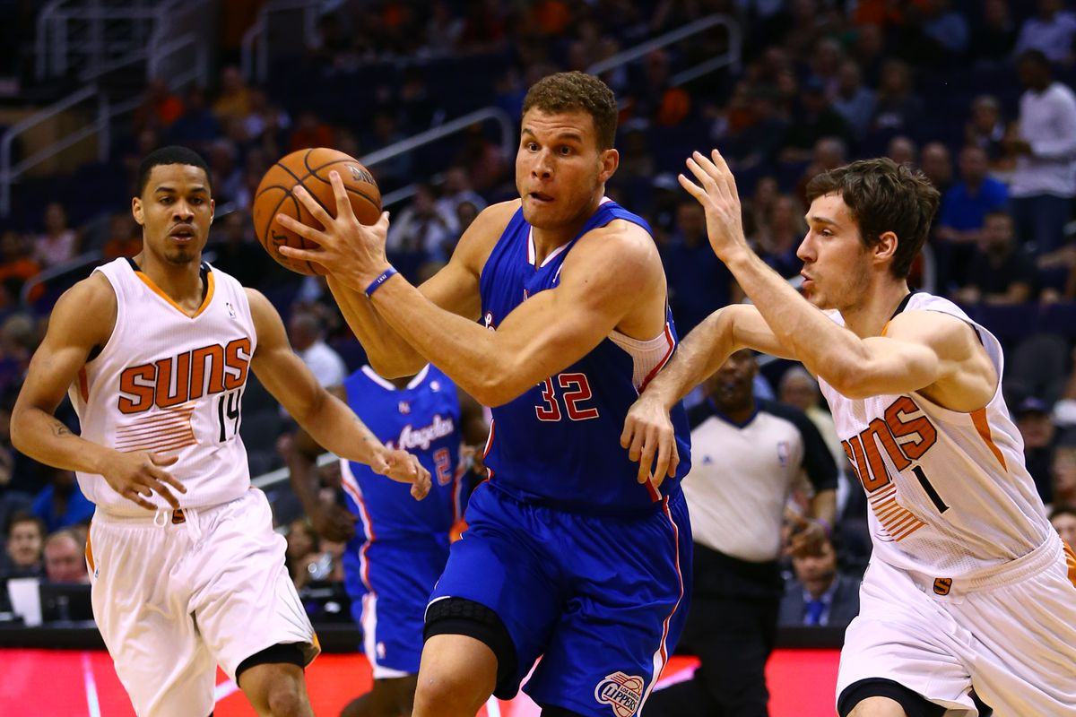 pacific theater gamethread  phoenix suns   los angeles clippers