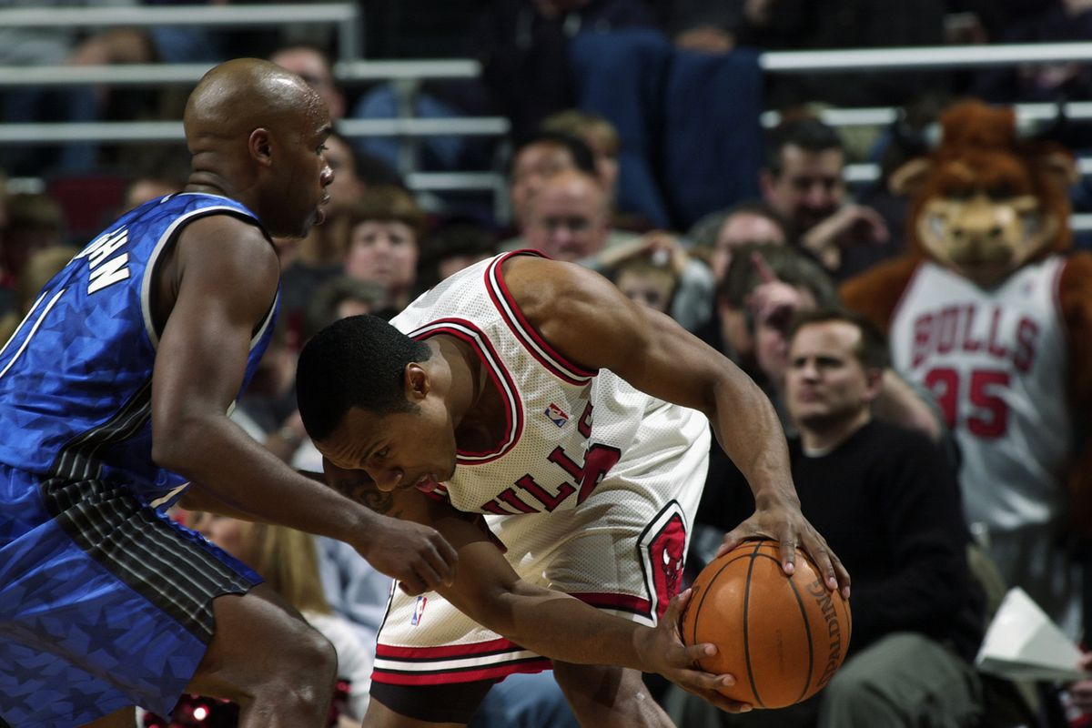 Jay Williams averaged 9.5 points and 4.7 assists in 75 games in 2002-03, his only season with the Bulls.