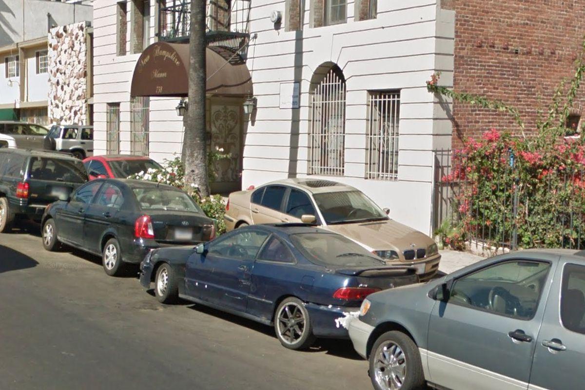 Parked Car Google Maps