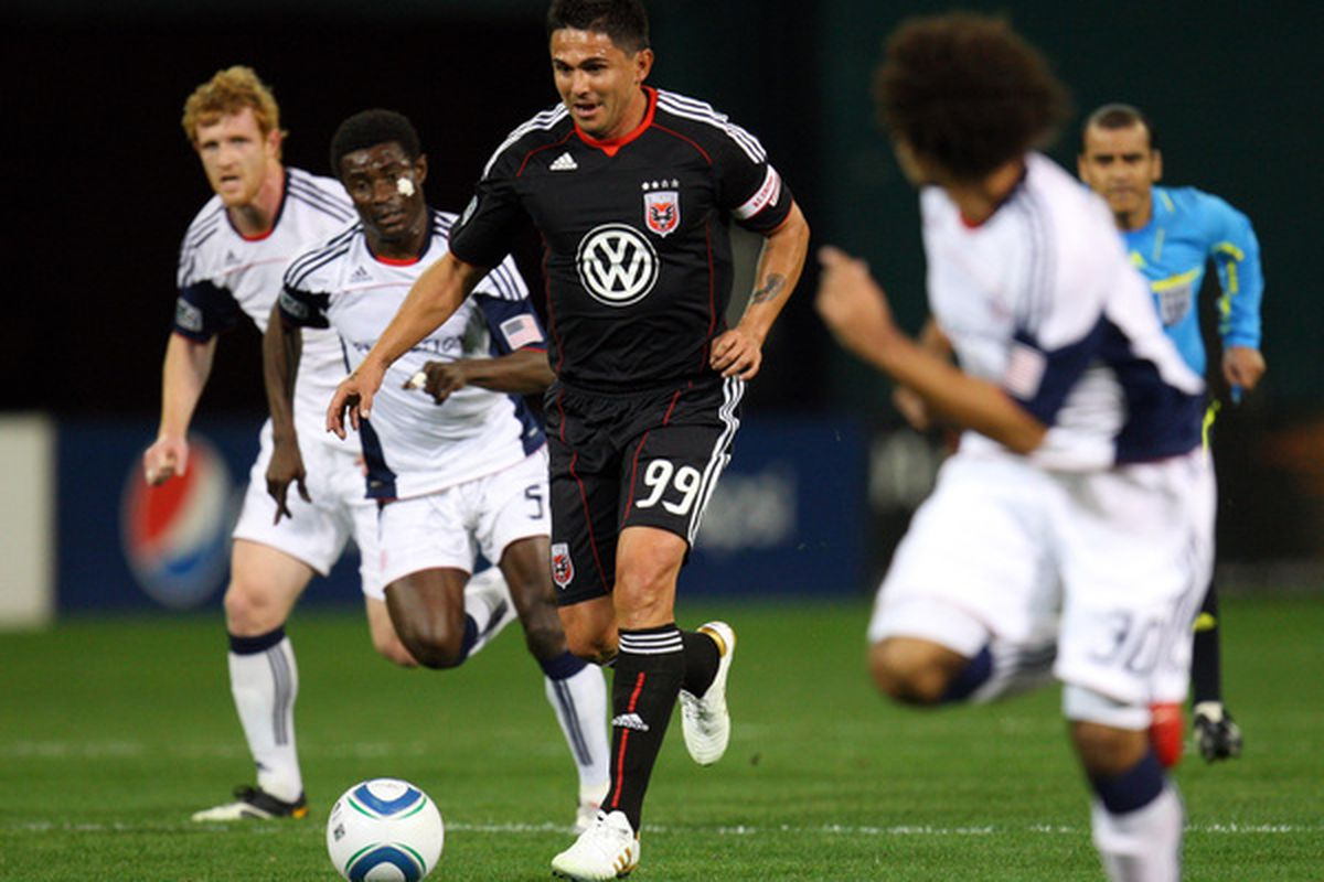 In 2009, Jaime Moreno and DC United used to frequently come from behind. What happened?