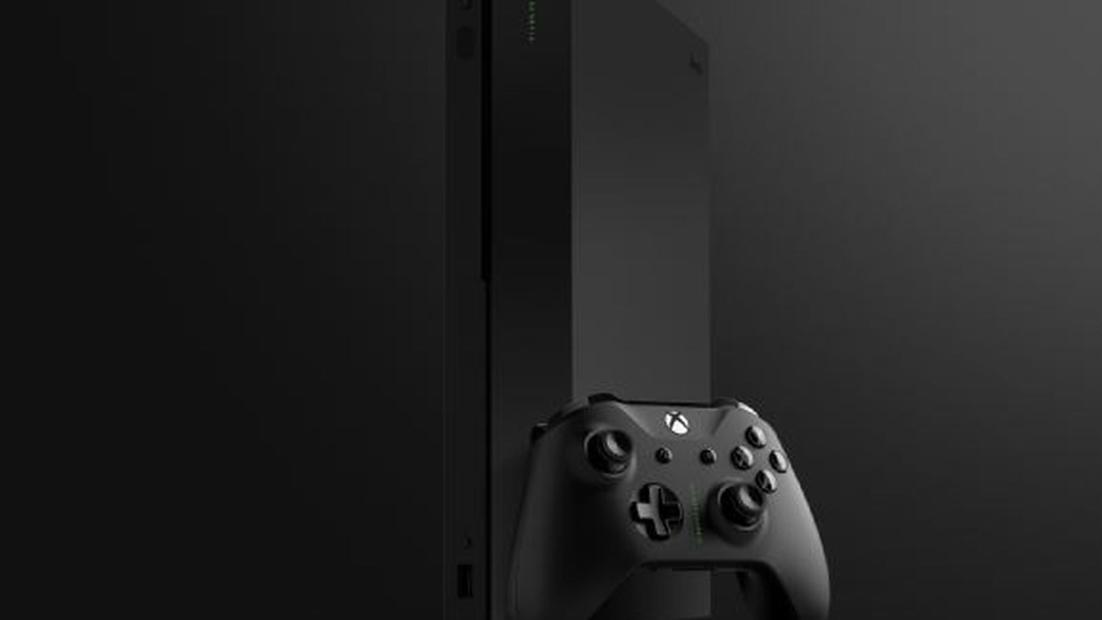 Xbox One X Leak Suggests Limited 'Project Scorpio Edition'