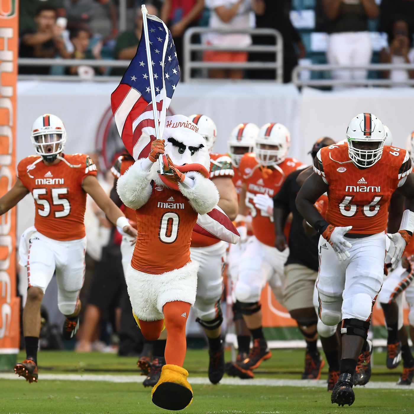 Miami Hurricanes recruit schedule: Week 5 - State of The U