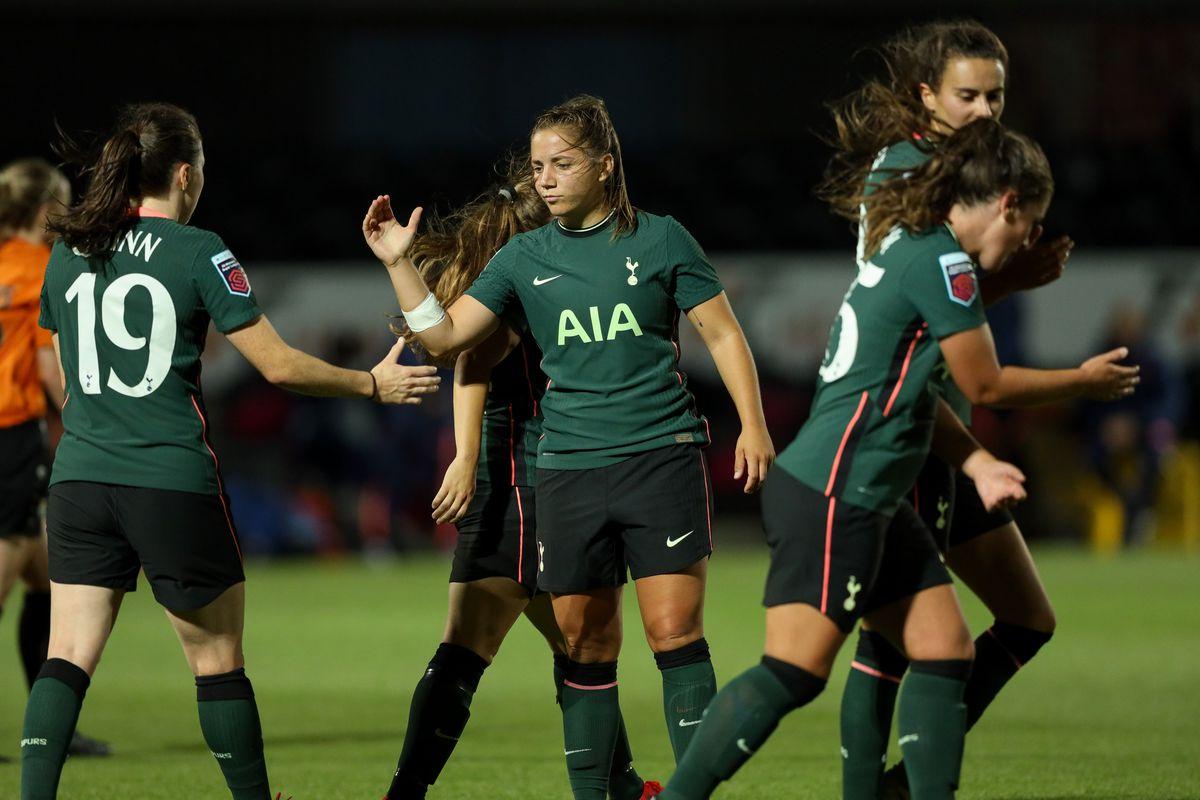 Tottenham Hotspur Women v London Bees: Pre-Season Friendly