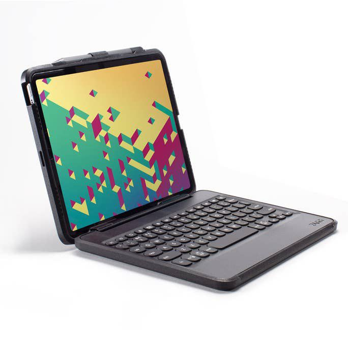 Zagg's new iPad cases are affordable alternatives to the Magic Keyboard
