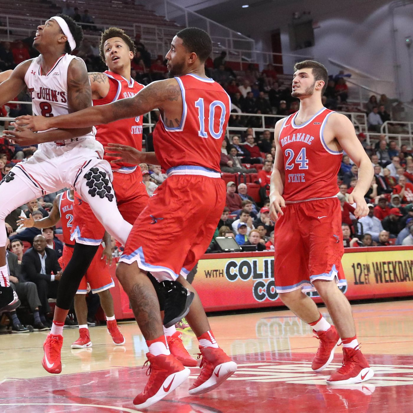 newest collection 73f8c 9104f Game thread: St. John's welcomes Cal State Northridge ...