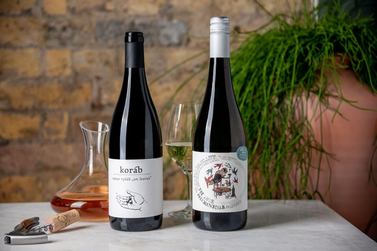 Wines at Diogenes the Dog, a new wine bar for London in Elephant and Castle