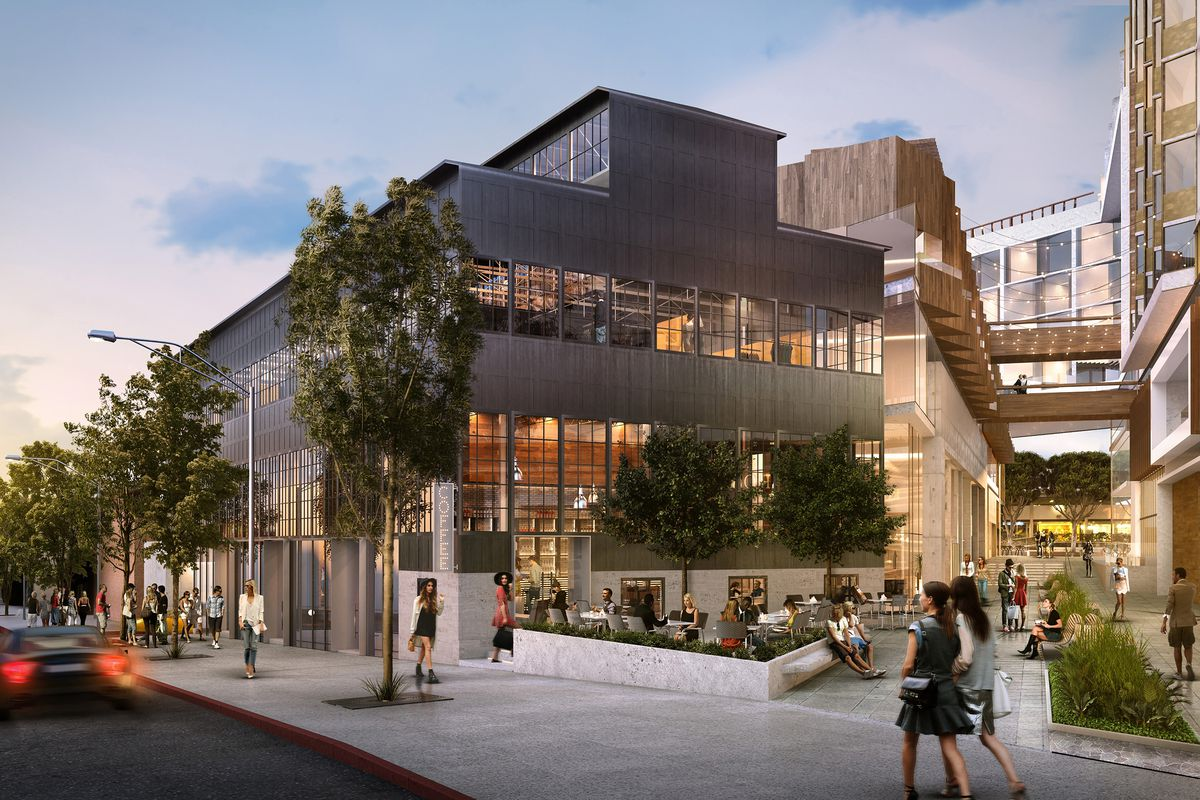 West Hollywood design committee endorses Robertson Lane project - Curbed LAWest Hollywood design committee endorses Robertson Lane project - 웹