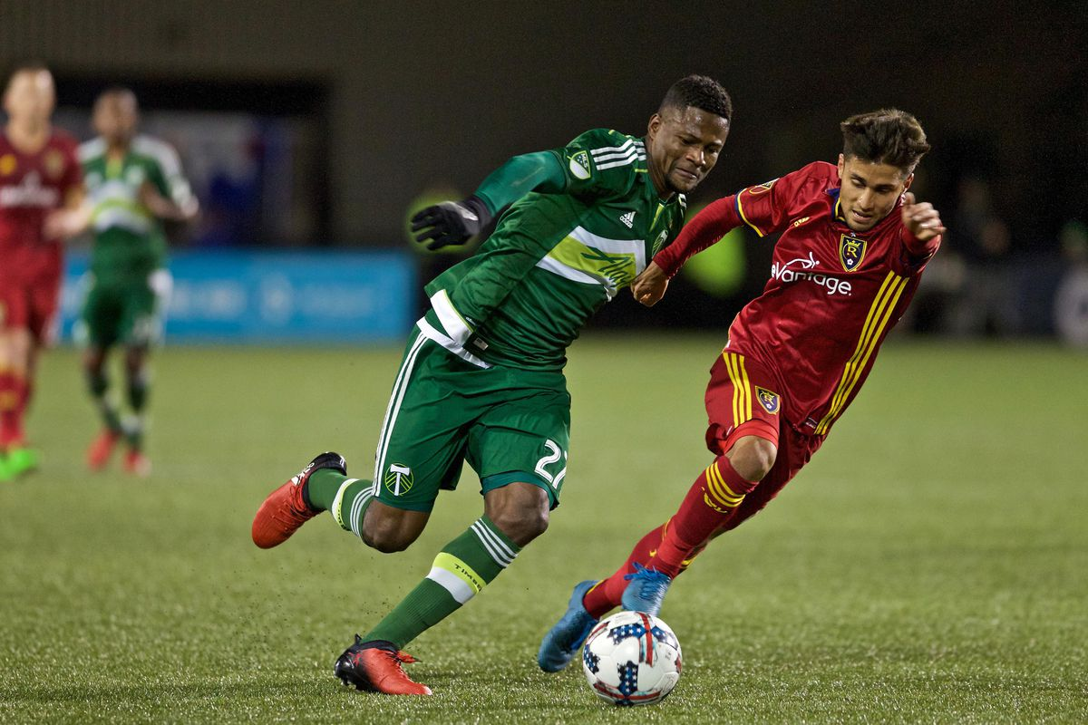 MLS: Portland Timbers vs Real Salt Lake