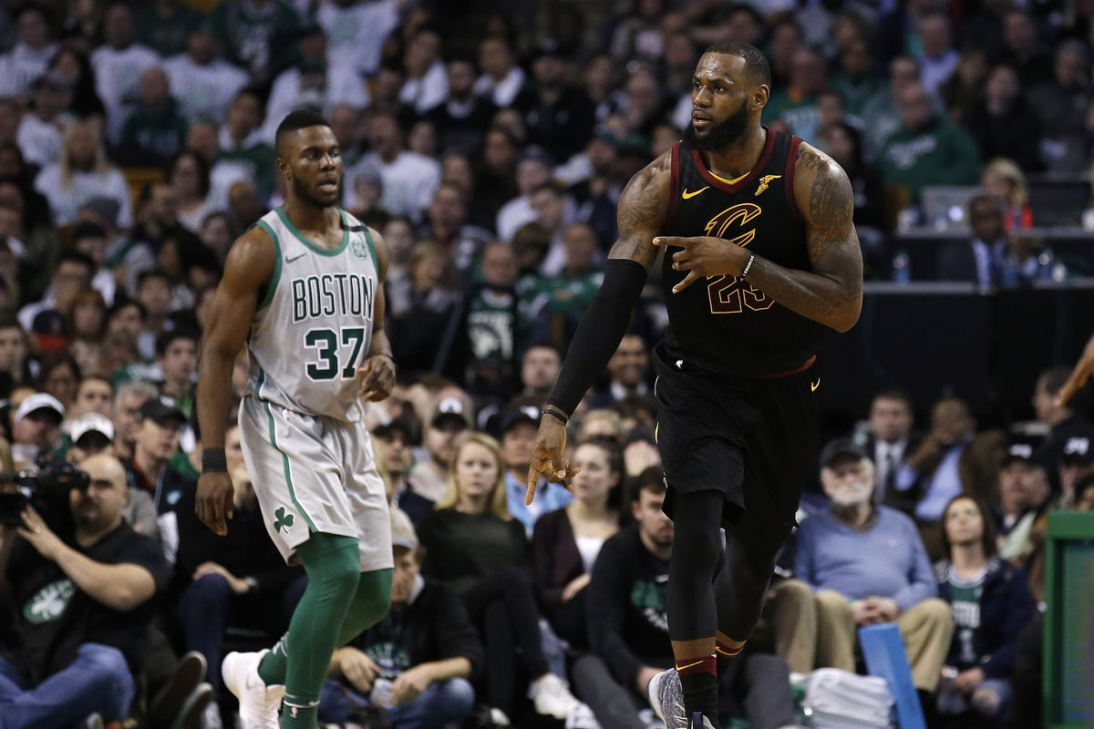 2018 Nba Playoffs Cavaliers Celtics Scouting Preview Fear The Sword