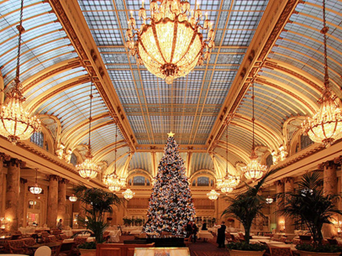 Christmas In San Francisco.The Ultimate San Francisco Christmas Day Dining Guide Eater Sf