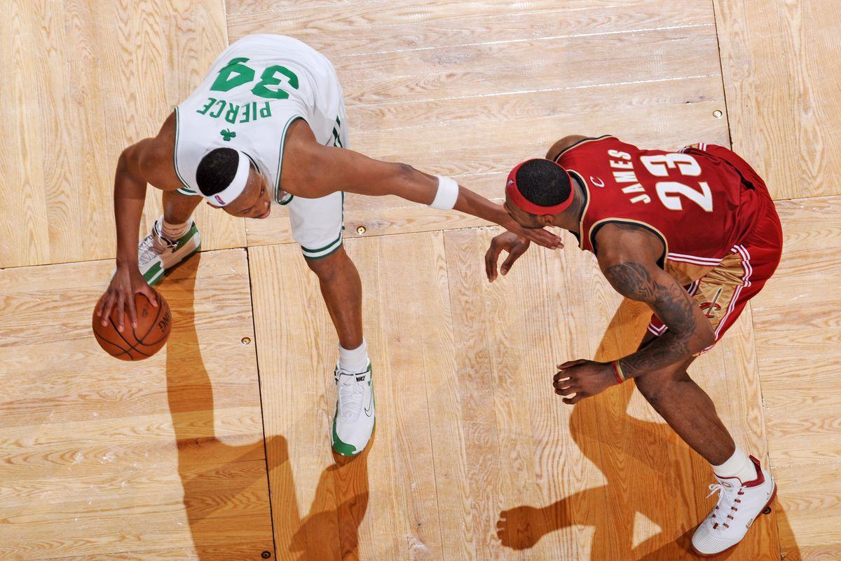 Cleveland Cavaliers v Boston Celtics, Game 7