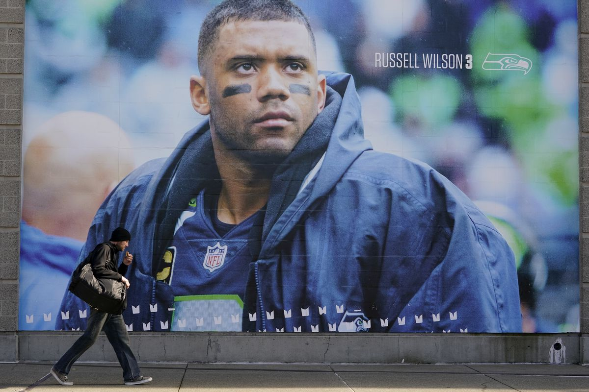 Russell Wilson had an MVP-caliber season in 2020, but has friction with Seahawks management.