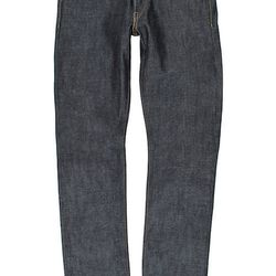 """<strong>Simon Miller</strong> Los Angeles Jean in Selvedge, <a href=""""http://www.odinnewyork.com/search.asp?Mode=Product&TypeID=116&ProductID=3460"""">$245</a> At ODIN New York"""