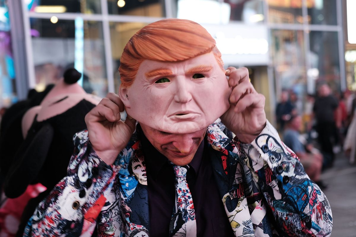 Nation Focused On Tumultuous Presidential Campaigns As Election Day Approaches