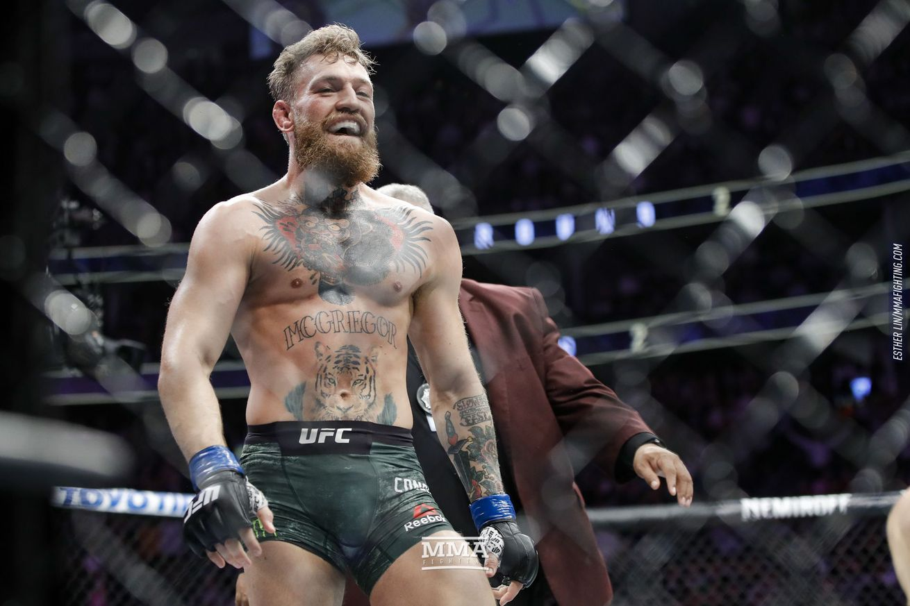 Conor McGregor sets UFC purse record in rematch against Nate