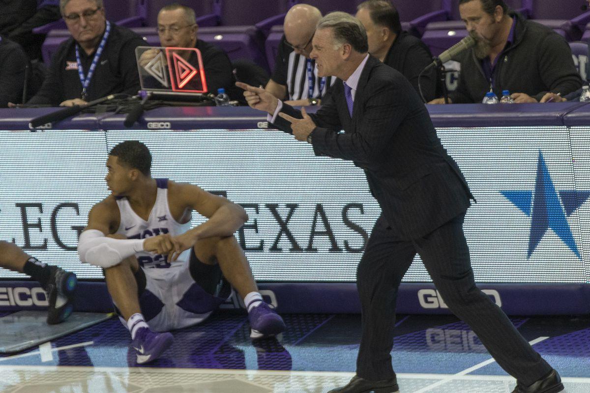 TCU Basketball vs Xavier | December 22, 2019 | Fort Worth, TX