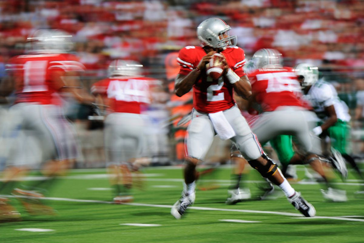The Heisman That Never Was: The Ballad Of Terrelle Pryor - Land