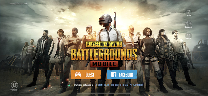 pubg game download for android