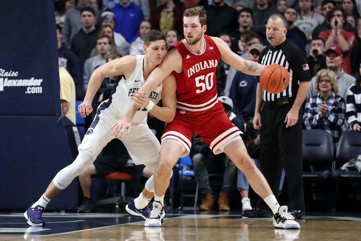 NCAA Basketball: Indiana at Penn State