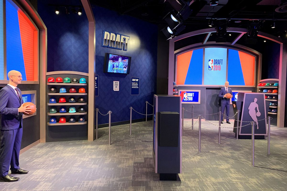 NBA Experience: How Disney Springs basketball attraction bounces