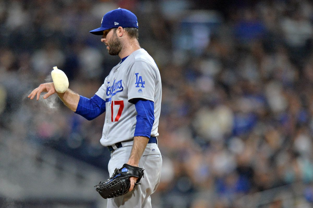 MLB: Game Two-Los Angeles Dodgers at San Diego Padres