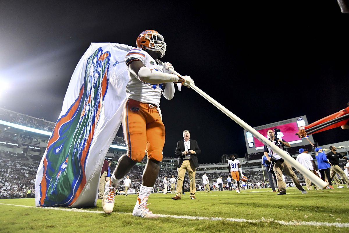 NCAA Football: Florida at Mississippi State
