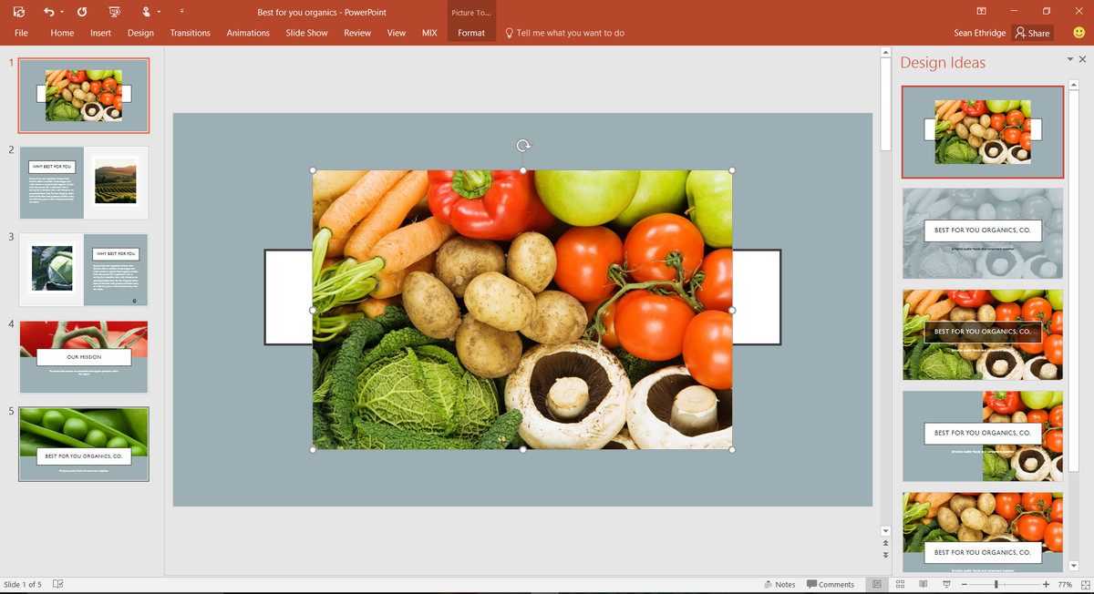 microsoft s new powerpoint tools make your presentations way less