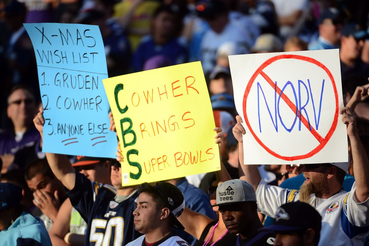 Most likely choice of Dean Spanos... Anyone Else