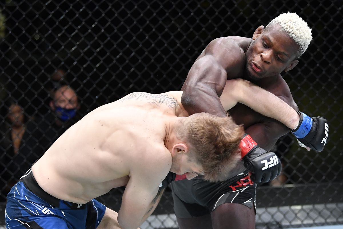 UFC Fight Night: Hawes v Daukaus