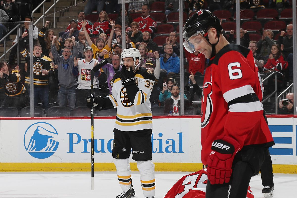 New Jersey Devils Suffer a Decisive Loss Against Boston Bruins - All ... 4859974a9