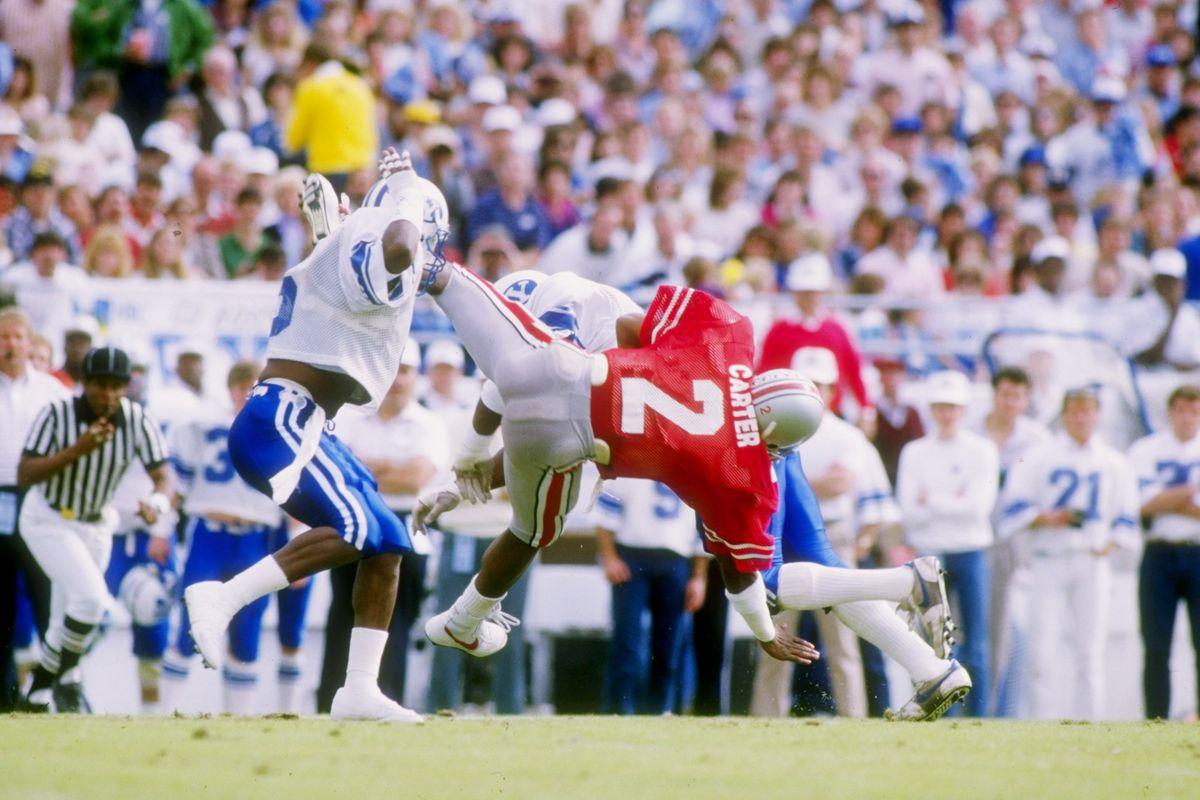 Cris Carter, finally an NFL Hall of Famer.