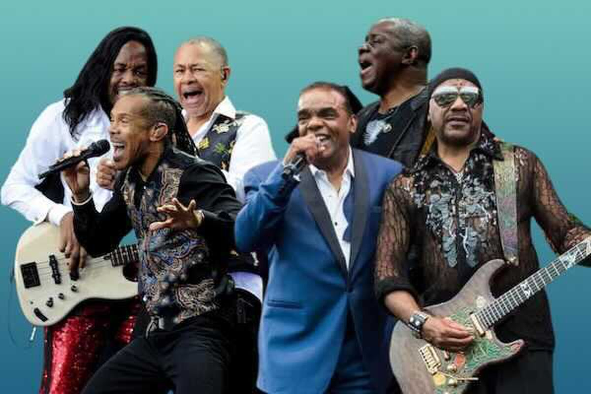 The Isley Brothers and Earth, Wind & Fire