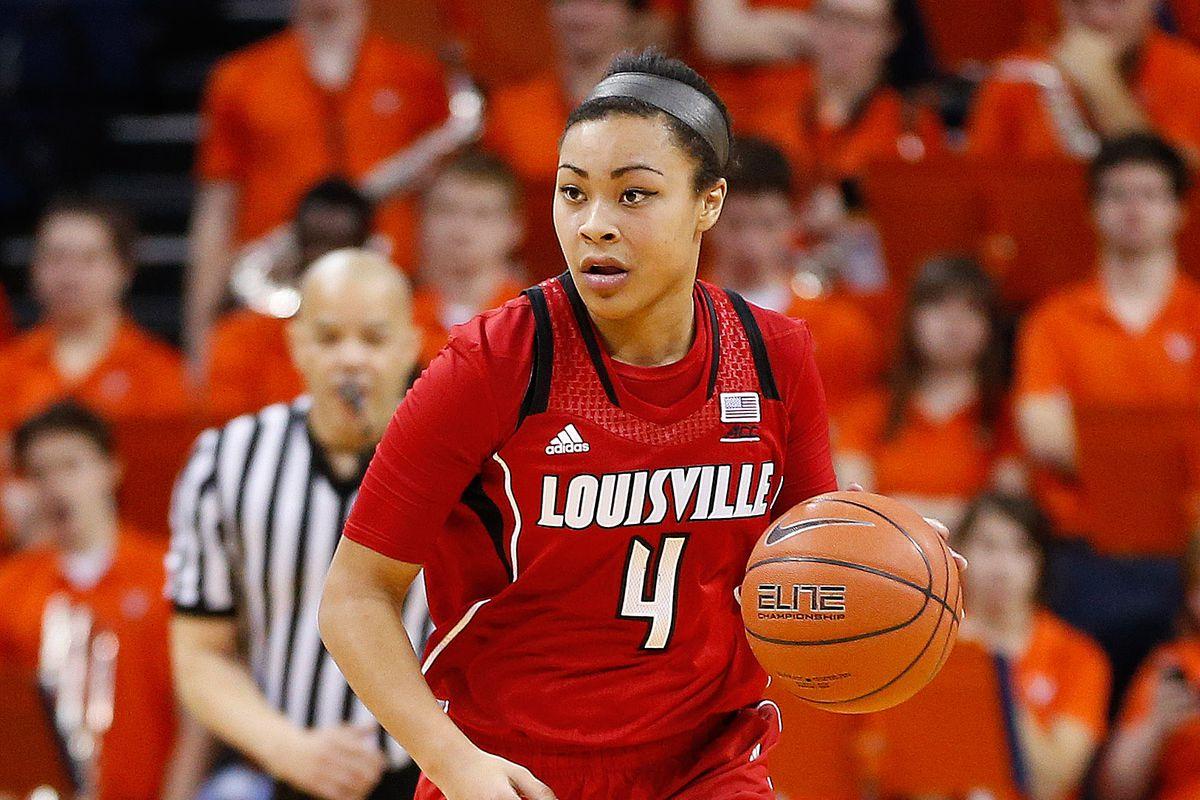 NCAA Womens Basketball: Louisville at Virginia