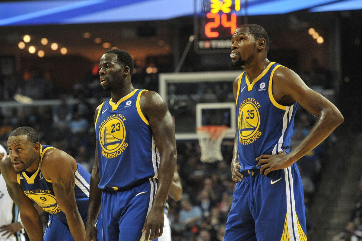 2cba1d7a5b2 Justin Ford-USA TODAY Sports. In case there was any question that the Golden  State Warriors ...