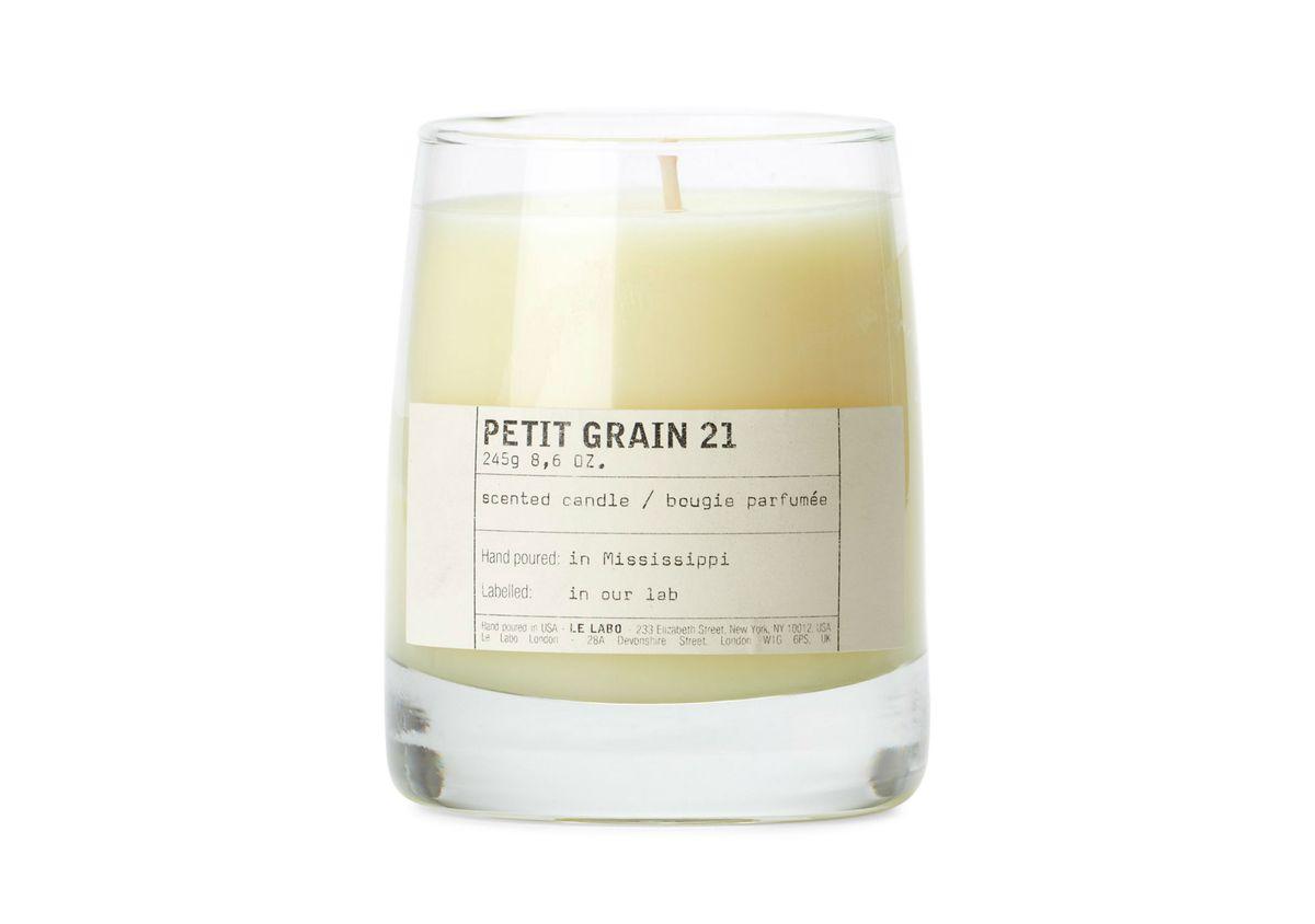 Le LaboCandlein Petit Grain 21