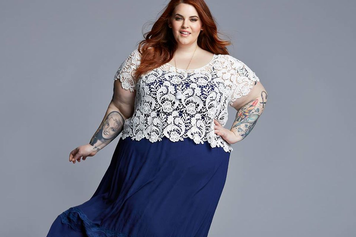b997683a97a Plus Size Model Tess Holliday Covers People Magazine - Racked