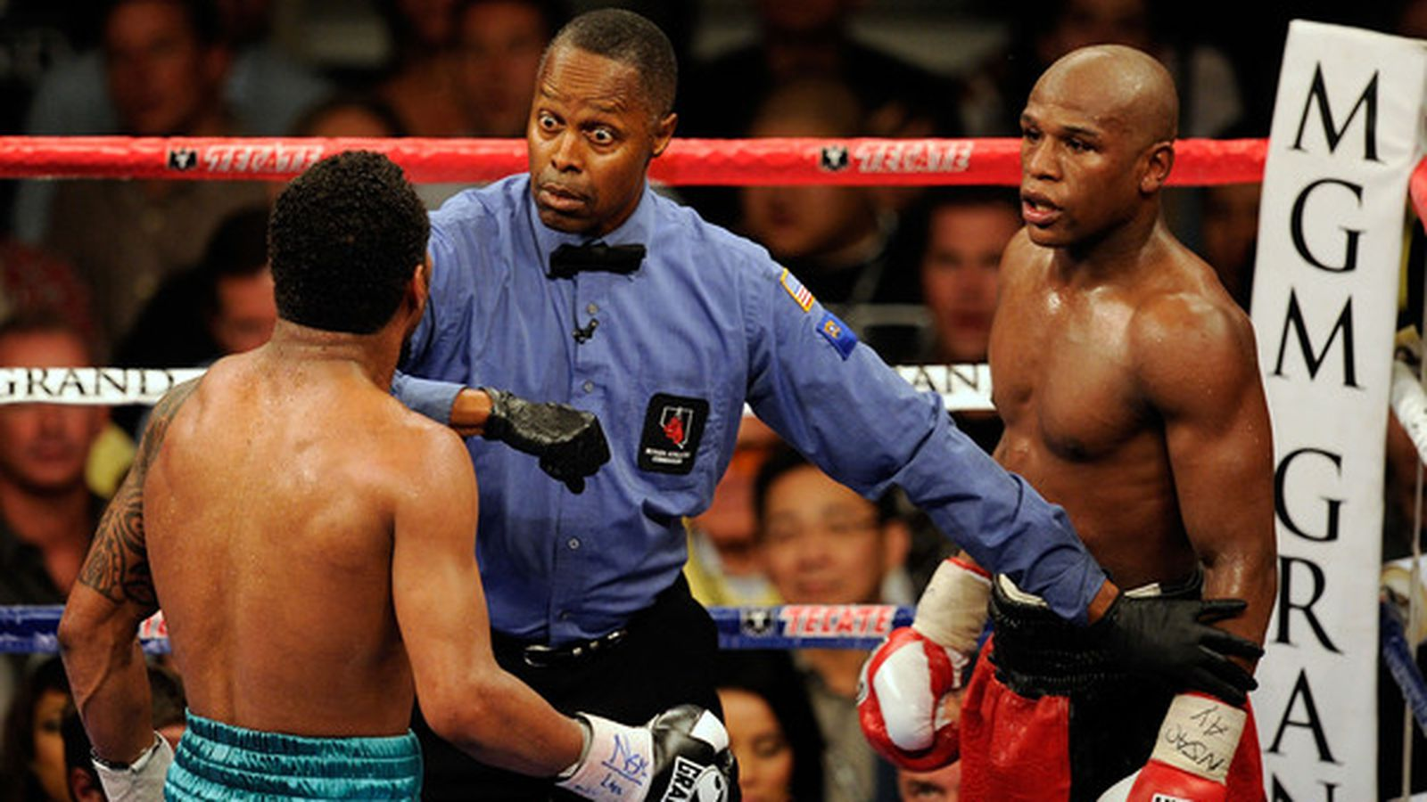 Mayweather vs Canelo: Referee and judges named for Sept ...