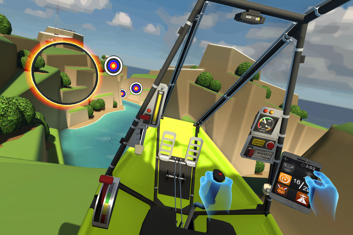 ultrawings is a vr flight simulator that puts your real hands on a