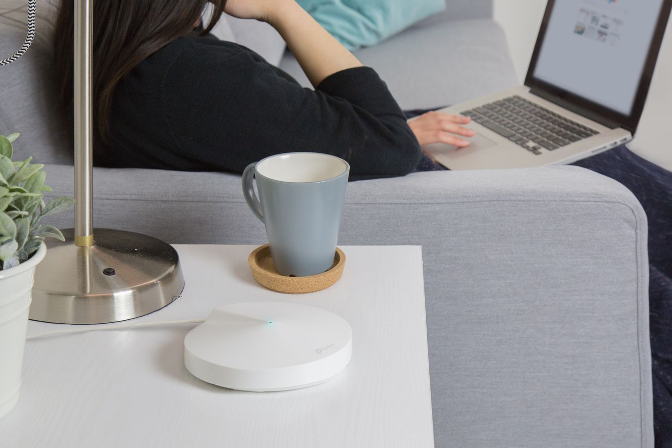 tp link s new mesh router can control smart home gadgets