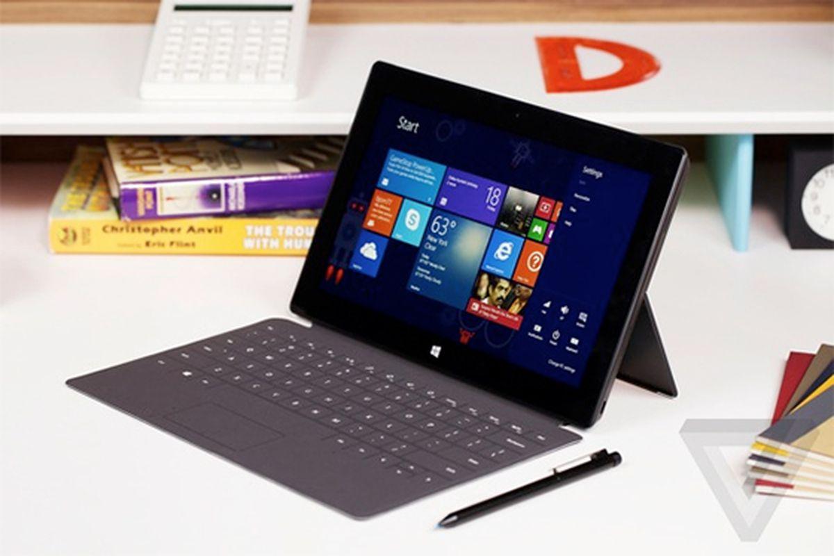 Microsoft Pulls Latest Surface Pro 2