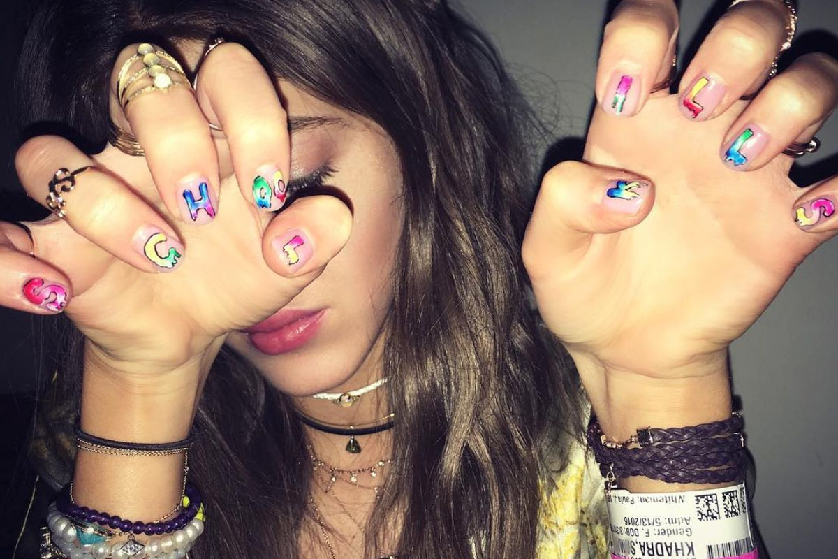 Meet The La Artist Behind Hollywoods Wildest Nails Racked La