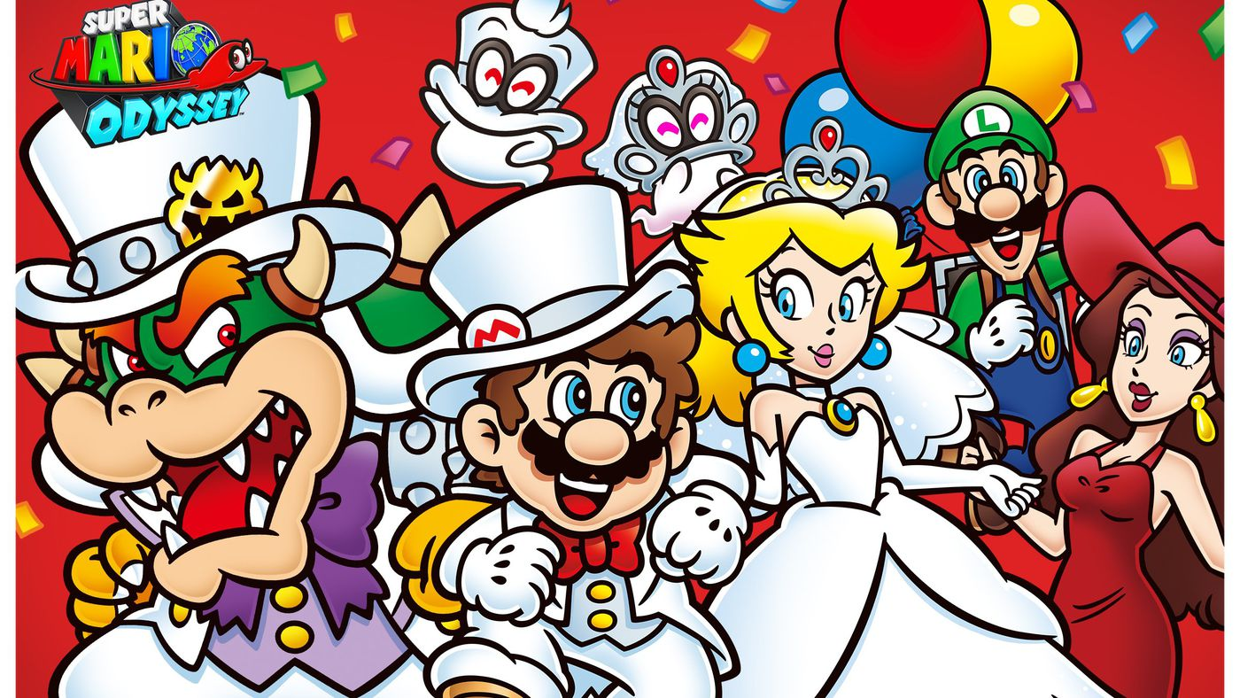 Super Mario Odyssey anniversary festival is an easy way to earn